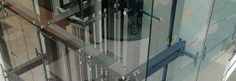 Szyby windowe panoramiczne