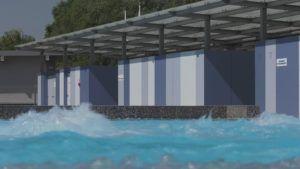 szklane zadaszenia basenu